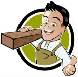 Charlotte Wood Deck Builder Logo